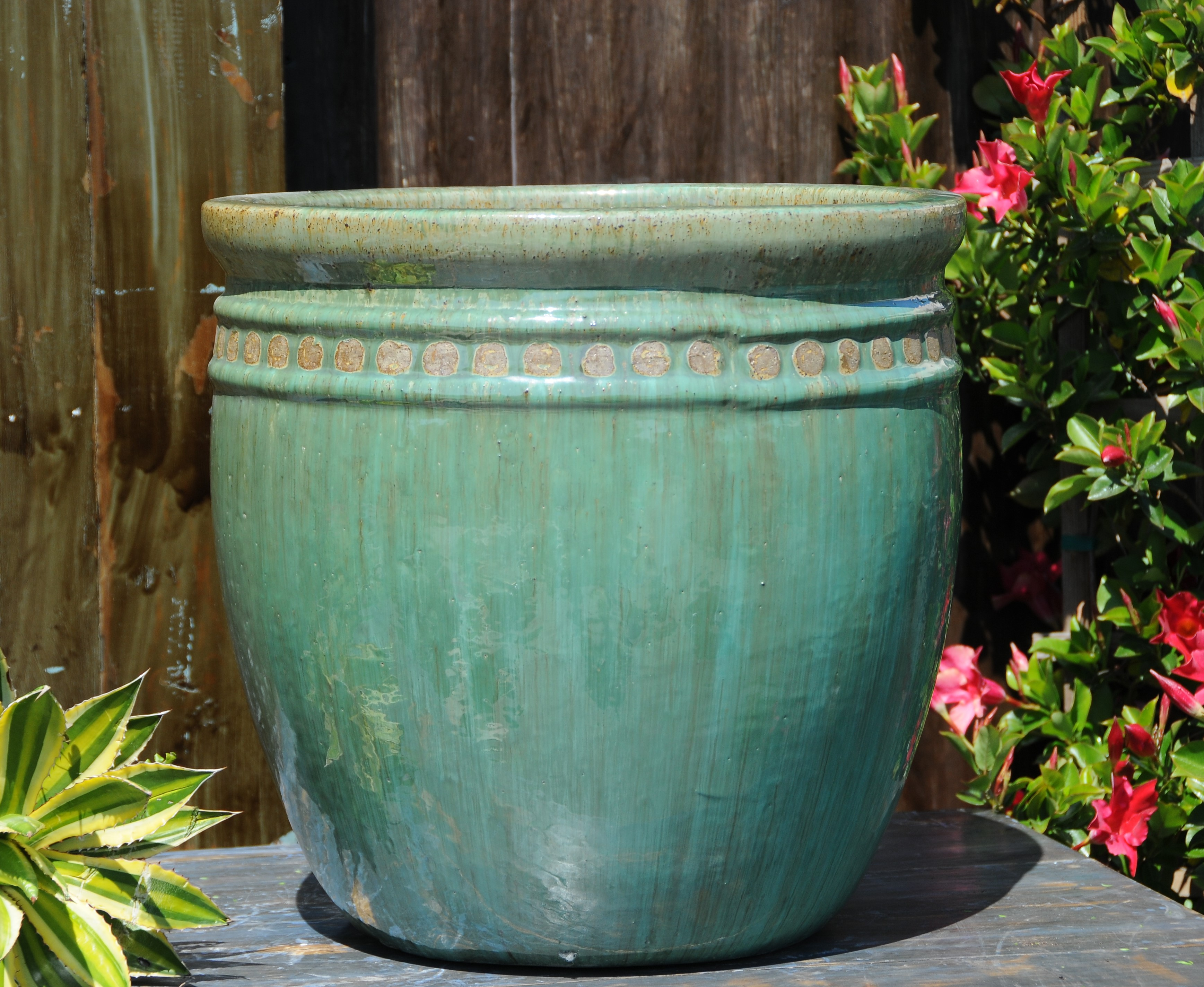Large Decor Planter